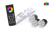 RGB Spots / Platinen / Panel Sets