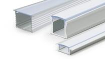 LED Alu U-/T-Profile