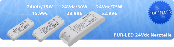 LED Netzteile/Wandler/KSQ