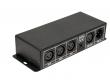 LED DMX 512 Konverter / Splitter / Verstärker 1 zu 4