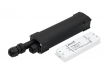 SET: LED-Netzteil 24Vdc 30W 1,25A mit Gehäuse Outdoor IP67