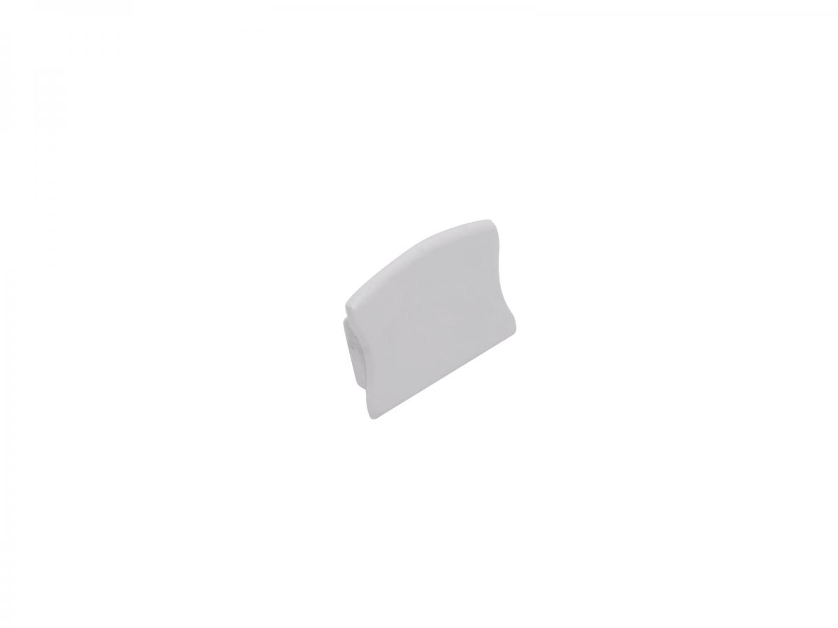 endkappe led alu u profilslim xl15mm ohne kabeldurchg kunststoff kaufen pur led. Black Bedroom Furniture Sets. Home Design Ideas