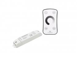 Easylight 1-Kanal Funk Set: 12/24Vdc/3x3A Funk-Controller + Fernbed.