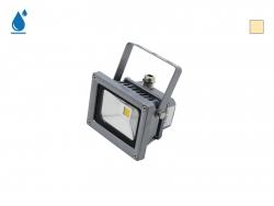 LED Fluter S mit eingebautem Netzgerät, 100-240Vac, 11,5W, 900Lumen, warmweiß IP65 *Sonderpreis, Auslaufmodell*