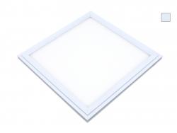 PUR-LED Panel-Light 595 kaltweiß, 100-240Vac, 58W max, CRI 80, 4400 Lumen, dimmbar mit DALI, DMX, 0-10V