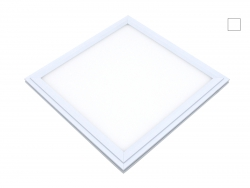 PUR-LED Panel-Light 595 neutralweiß, 100-240Vac, 58W max, CRI 80, 4500 Lumen, dimmbar mit DALI, DMX, 0-10V