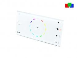 Restposten: LED Wandsteuerung E:Cue Light-Drive Elite, RGB DMX