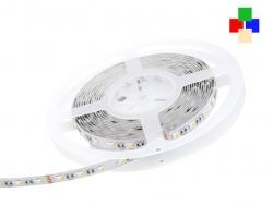 LED Stripe RGB-WW 24Vdc 24W/m 1220lm/m 84LEDs/m 4-Kanal