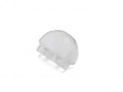 LED Endkappe für LED Aluminium Profil XXLine Metro, Kunststoff transparent
