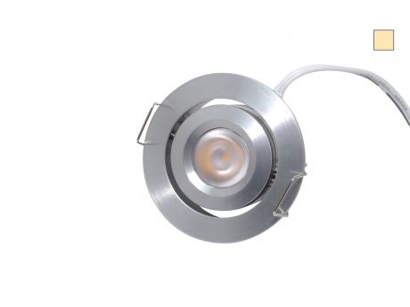 LED Einbauleuchte Cursa-In II 700mA warmweiß