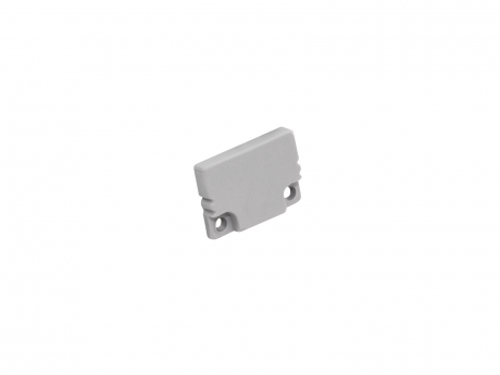 Endkappe LED Aluminium Profil XXLine Classic Kunststoff