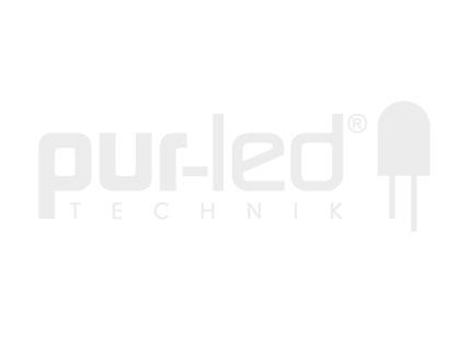 LED Endkappe LED Alu U-Profil AL-PU2 7mm Kunststoff weiß