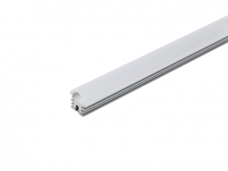 LED Alu Kühlprofil edge-line3 HP 1,0m transparent
