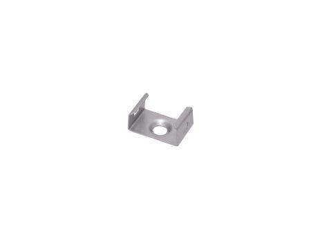 Montageklammer für LED Alu Slim 7mm, Aluminium