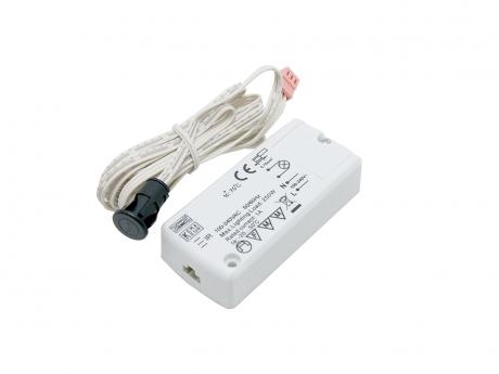 Lichtschranke berührungslos +Sensor 240V 250W mit Eurostecker
