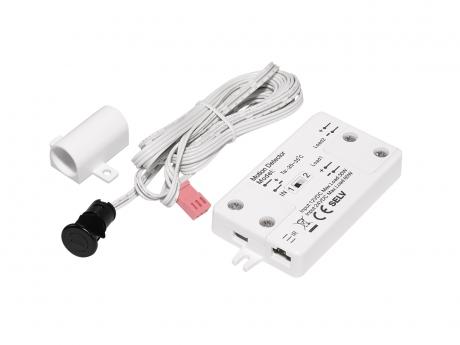 Sensorschalter infrarot inkl. Sensor, 12-24Vdc, 60W max.