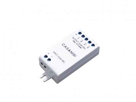 Casambi CBU-PWM4 - Bluetooth 4-Kanal PWM Dimmer 12-24Vdc