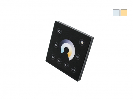TRELIGHT Vega Dual LED Funk Wandsteuerung