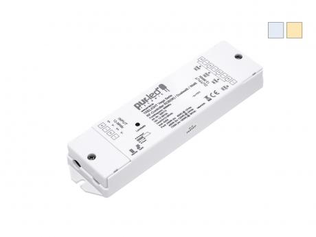 Dual LED Controller TRELIGHT Vega 12-36Vdc/2x5A CV