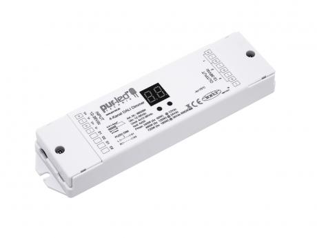 LED Dimmer DALI RGB(W) 12-36Vdc 4x5A