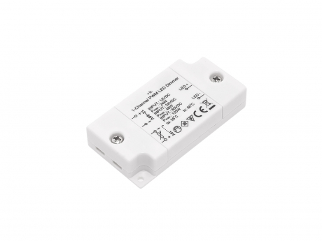 LED Dimmer analog 1-10Vdc 12-60Vdc 1x2A weiß