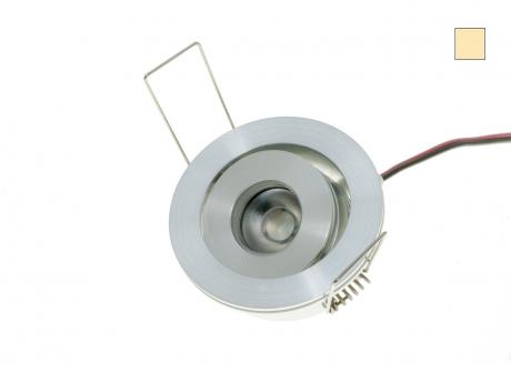 LED Einbauleuchte Cursa-In 700mA warmweiß