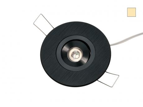 LED Einbauleuchte Cursa 700mA warmweiß