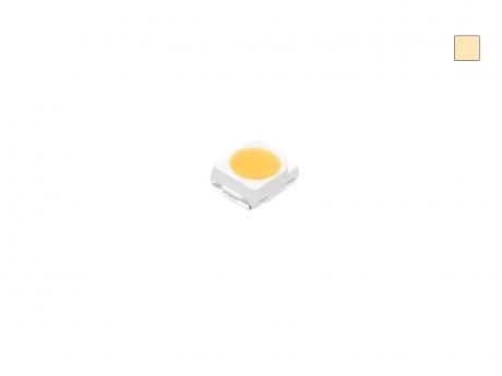 SMD PLCC2 LED warmweiß 950mcd max. TOPLED