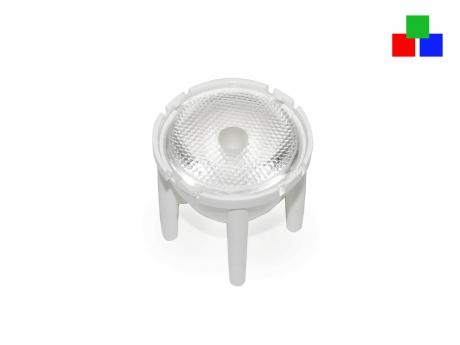 Edison RGB Linse EDOL-AB45-M15 45° Öffnungswinkel
