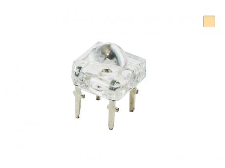 Restposten: 60 Stück LED warmweiß Superflux 2.5 Lumen max.