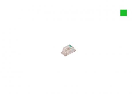 LED SMD 0603 grün ultrahell 400mcd max.
