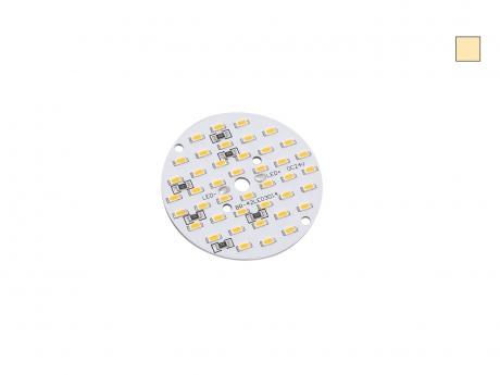 LED-Platine warmweiß 24Vdc 4,8W 504lm ohne Leitung