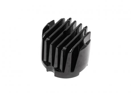 Hochleistungs-Alu Kühlkörper schwarz eloxiert 1-5W LED G82