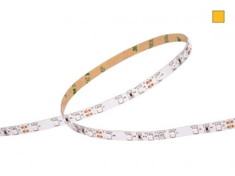 LED Stripe ambergelb 12Vdc 4W/m 60lm/m 60LEDs/m 5,0m