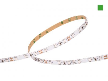 LED Stripe grün 12Vdc 4W/m 340lm/m 60LEDs/m 5,0m