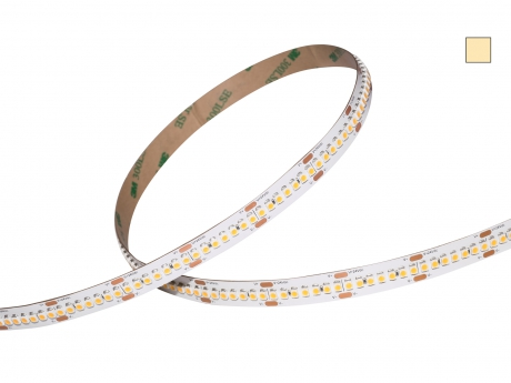 LED Stripe warmweiß 24Vdc 15W/m 1440lm/m 238LEDs/m HD Line 4,0m