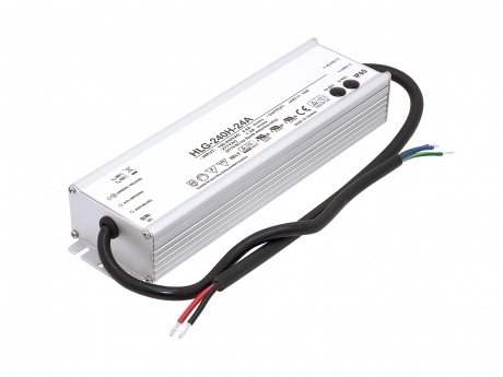 LED Netzteil 24Vdc +/-10% 240W 10A In-/Outdoor IP65
