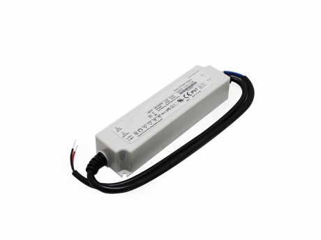 LED-Netzteil 12Vdc 60W 5A In-/Outdoor IP67
