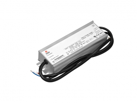 LED-Netzteil 24Vdc +/-10% 80W 3,3A dim. 1-10V In-/Outd. IP67
