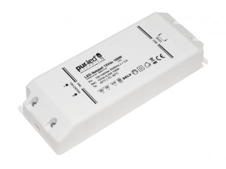 LED Netzteil 12Vdc 100W 8,33A Indoor
