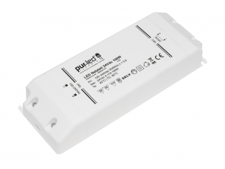 LED Netzteil 24Vdc 100W 4,16A Indoor