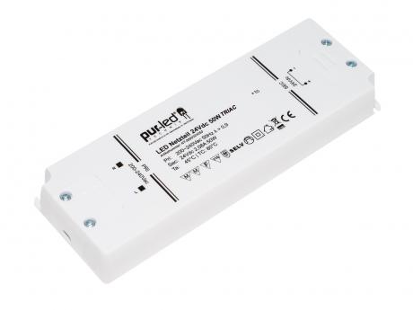 LED Netzteil 24Vdc 50W 2,08A TRIAC dimmbar Indoor