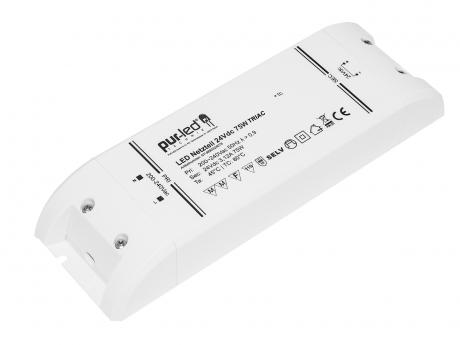 LED Netzteil 24Vdc 75W 2,08A TRIAC dimmbar Indoor