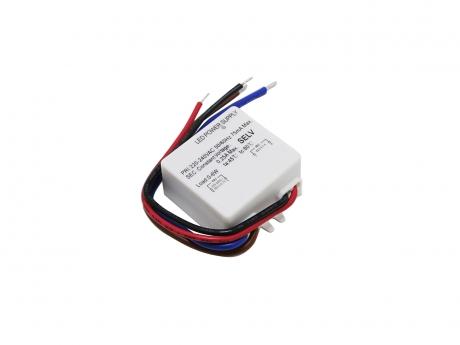 LED Netzteil 12Vdc 6W 0,5A mini Indoor