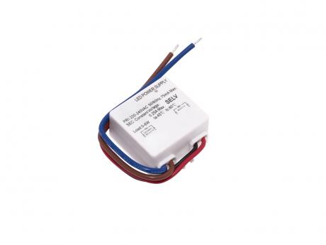 LED Netzteil 24Vdc 6W 0,25A mini Indoor