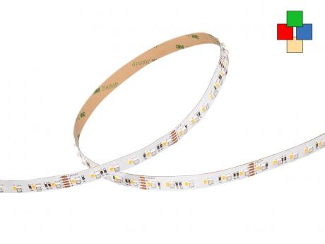LED Stripe RGB-WW 24Vdc 30W/m 1560lm/m 144LEDs/m 4-Kanal 3,0m