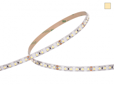 LED Stripe warmweiß 2300K 24Vdc 9,6W/m 620lm/m 120LEDs/m