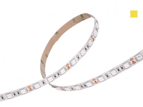 1m LED Stripe ambergelb 12Vdc 12W/m 180lm/m 60LEDs/m 3CHIP