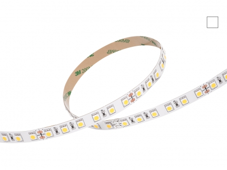 LED Stripe neutralweiß 24Vdc 16W/m 1200lm/m 72LEDs/m 3CHIP