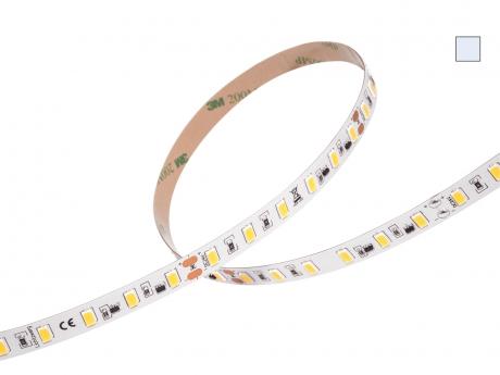 LED Stripe kaltweiß 24Vdc 23W/m 2130lm/m 72LEDs/m KSQ HP